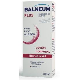 Balneum Plus loción para piel seca y atópica 500 ml