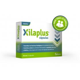 Xilaplus diarrea adultos 100% natural con Xiloglucano 8 cápsulas