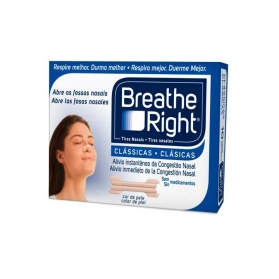 Breathe Right tira nasal talla Pequeña 10 uds