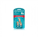 Compeed Ampollas pack mixto 5 uds