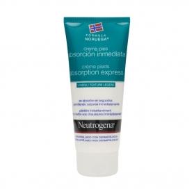 Neutrogena Pies crema absorción inmediata 100 ml