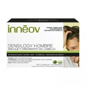 Inneov Densilogy Hombre crecimiento del cabello 30 cápsulas + 30 comprimidos