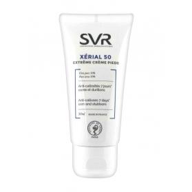 SVR Xerial 50 crema para pies con Urea 50 ml