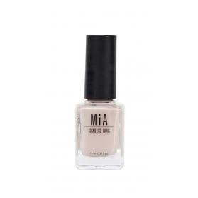 Mia Cosmetics esmalte de uñas tono Hazelnut 11 ml fórmula 9-Free