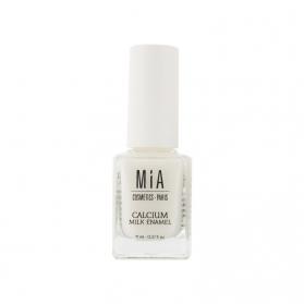 Mia Laurens Calcium Milk Enamel esmalte crecimiento de uñas 11 ml