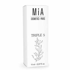 Mia Laurens Triple 5 fortalecedor esmalte de uñas 11 ml