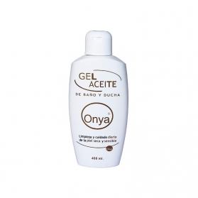 Onya gel aceite baño y ducha 400 ml con Aceite de Oliva