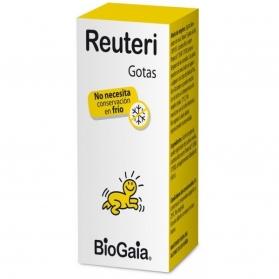 Reuteri gotas probiótico con Lactobacillus 10 ml