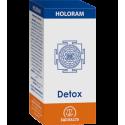 Equisalud Holoram Detox 60 cápsulas