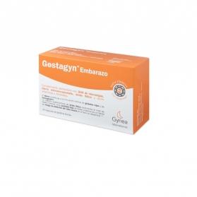 Gestagyn Embarazo 30 cápsulas con DHA, hierro y vitaminas