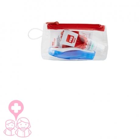 PHB Kit de Viaje Total cepillo + pasta dental bafc0cf292f4