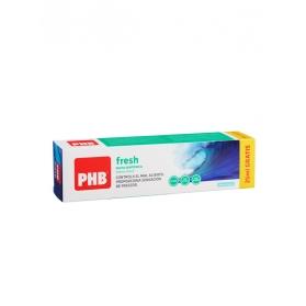 PHB Fresh pasta de dientes 100 ml con flúor, xylitol y lactato de Zinc