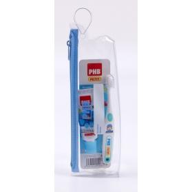 PHB Petit Pocoyo pack viaje cepillo de dientes + pasta 15 ml