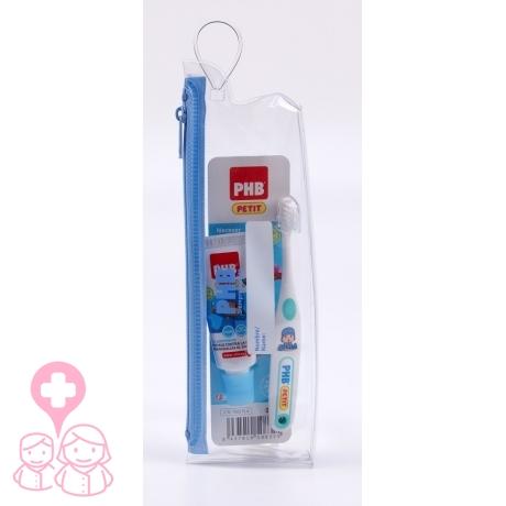 PHB Petit Pocoyo pack viaje cepillo de dientes + pasta 15 ml 25fae03e8a2a