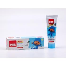 PHB Petit Pocoyo pasta de dientes infantil 75 ml