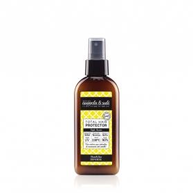 Nuggela & Sulé Protector Total Capilar 125 ml con filtros y aceite de Chía