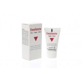 Emolienta uñas crema 15 ml con Urea, Hialurónico y Glicerina