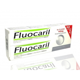 Fluocaril Blanqueante DUPLO pasta dental 2x75 ml