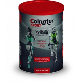 ColNatur Sport Neutro 330 gr con minerales y vitaminas