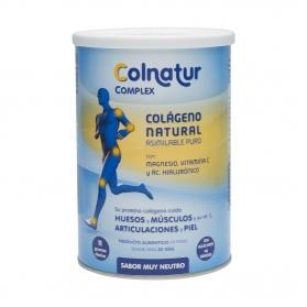 Colnatur Complex sabor neutro 330g con Vitamina C y hialurónico