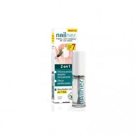 Nailner pincel 2 en 1 5 ml para infecciones de hongos