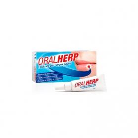 OralHerp crema para herpes y calenturas 6 ml
