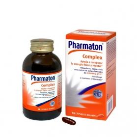 Pharmaton Complex multivitamínico 90 cápsulas