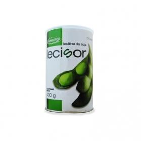 Homeosor Lecisor lecitina de soja 100% 400 gr