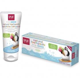 SPLAT Kids pasta de dientes natural helado de frutas 2-6 años 50ml