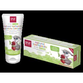 SPLAT Kids pasta de dientes natural fresa-cereza 2-6 años 50ml