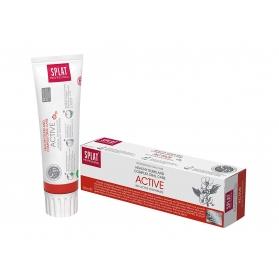 SPLAT Active pasta dental con Escutelaria, Bergelia y Espirulina 100 ml
