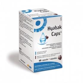 Hyabak 60 cápsulas Antioxidante con ácidos grasos Omega