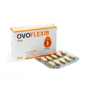 Ovoflexib Pure 30 cápsulas...