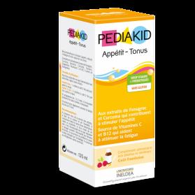 PediaKid Apetito-Tono estimulante del apetito 125 ml