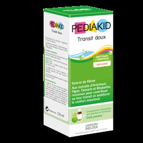 PediaKid Tránsito Suave con extractos de frutas y vegetales 125 ml