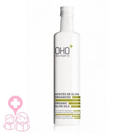 OHO aceite de oliva orgánico 500 ml