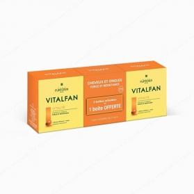 Rene Furterer Vitalfan TRIPLO Vitalidad cabello y uñas 3x30 cápsulas