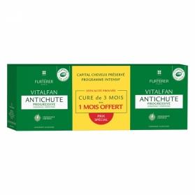Rene Furterer Vitalfan TRIPLO anticaída progresiva 3x30 cápsulas