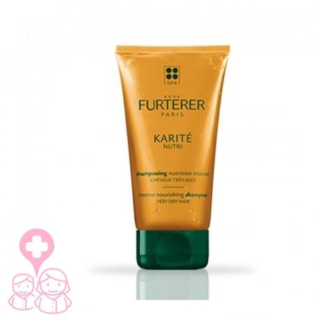 Rene Furterer Karité Nutri champú nutrición intensa 150 ml