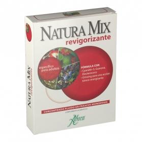 Aboca Natura Mix Revigorizante fluido concentrado 15 gr 10 frascos