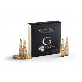 Germinal Acción Inmediata revitalizador hidratante pieles secas 5 ampollas