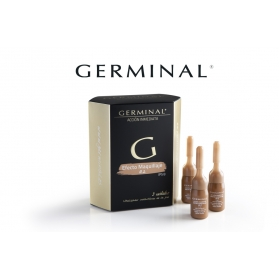 Germinal Acción Inmediata efecto maquillaje anti fatiga 3 ampollas