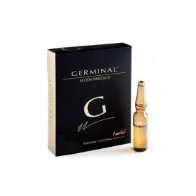 Germinal Acción Inmediata vitalizador anti-fatiga 1 ampolla