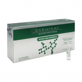 Germinal Acción profunda con ácido hialurónico 30 ampollas 1,5 ml