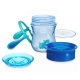Chicco vaso Perfect 360º azul +12M 200 ml