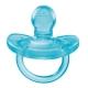 Chicco Physio Soft chupete de silicona azul 16-36M 2 uds