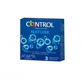 Control Adapta Nature 3 uds