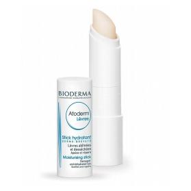 Bioderma Atoderm barra de labios hidratante 4g