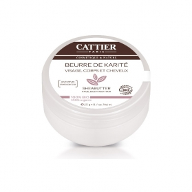 Cattier manteca de Karité 20 gr CAT063
