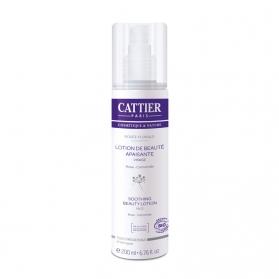 Cattier tónico de belleza calmante 200 ml CAT043 con Camomila y Caléndula